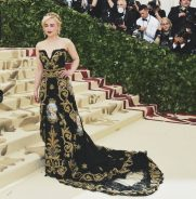 Emilia Clarke Met Gala 2018 Red carpet